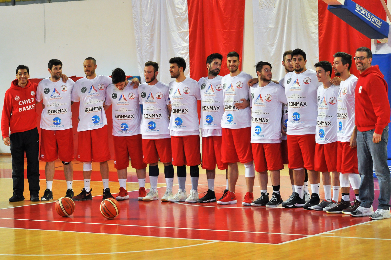 ASD Chieti Basket Official Website